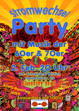 Atromwechsel-Party am 2. Feb. 2019